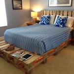Ideias brutais para camas feitas com paletes
