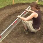 Como fazer um pequeno lago no seu quintal