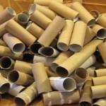 Nunca mais deite fora os rolos de papel higiénico! Eles têm utilidades que nunca imaginou!