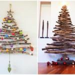 Árvores de Natal que vão criar um ambiente mágico em sua casa!