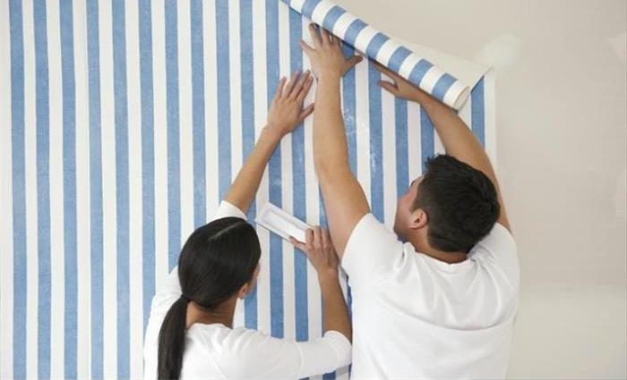 Papel De Parede Quarto Como Aplicar ~ Como aplicar papel de parede como um verdadeiro profissional