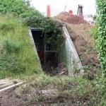 Mulher compra antigo bunker e transforma-o numa casa de sonho