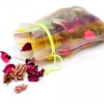 Como fazer sacos perfumados para manter a sua casa sempre bem perfumada