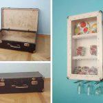 Ideias super criativas para dar uma nova vida aos móveis antigos