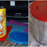 Não deite estas latas para o lixo! Pode transformá-las em algo muito útil!