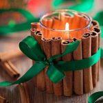 Ideias de decoração de mesas de natal com material reciclado!