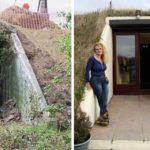 Mulher transforma um bunker da Segunda Guerra Mundial numa casa incrível!