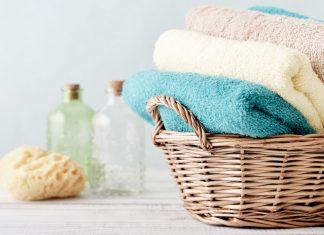 toalhas de banho