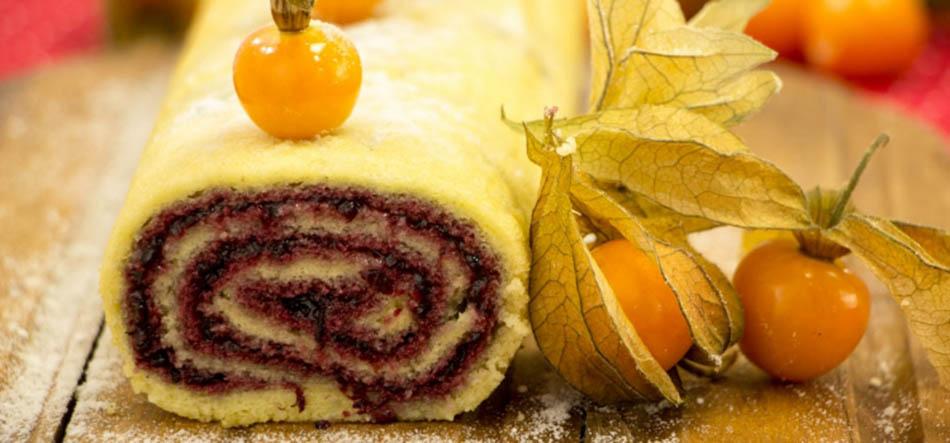 torta de amora
